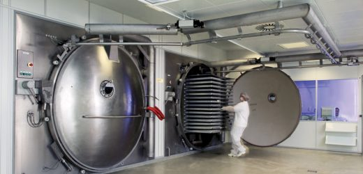 The Steps Involved in Freeze Drying