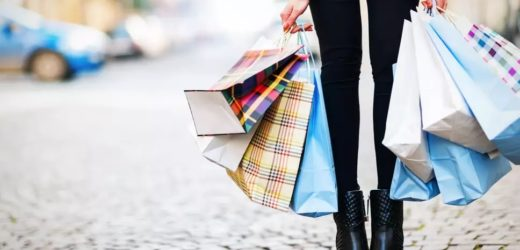 Fulfill your desire for shopping so that you can be happy