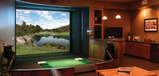 The Benefits of an In-Home Golf Simulator