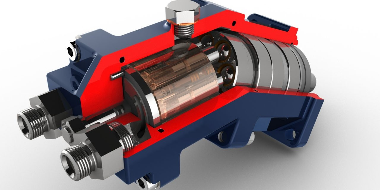 What is a Hydraulic Pump?