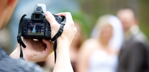 The Importance of a Wedding Photographer