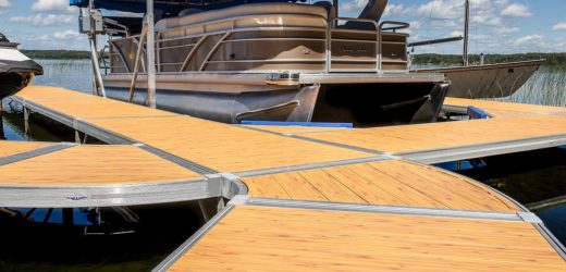 Dock design options to consider for your next dock