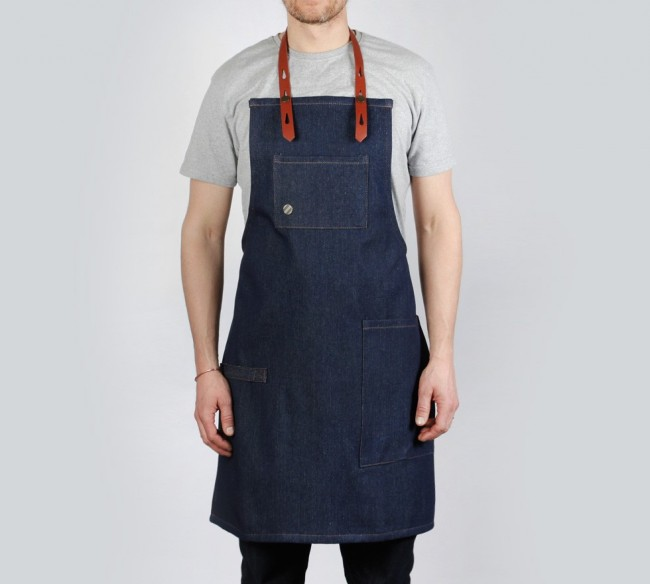 For what purpose an apron is needed: