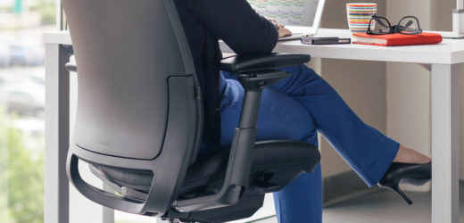 Get the right chair for comfort