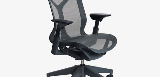 Ergonomic chairs are really comfortable: