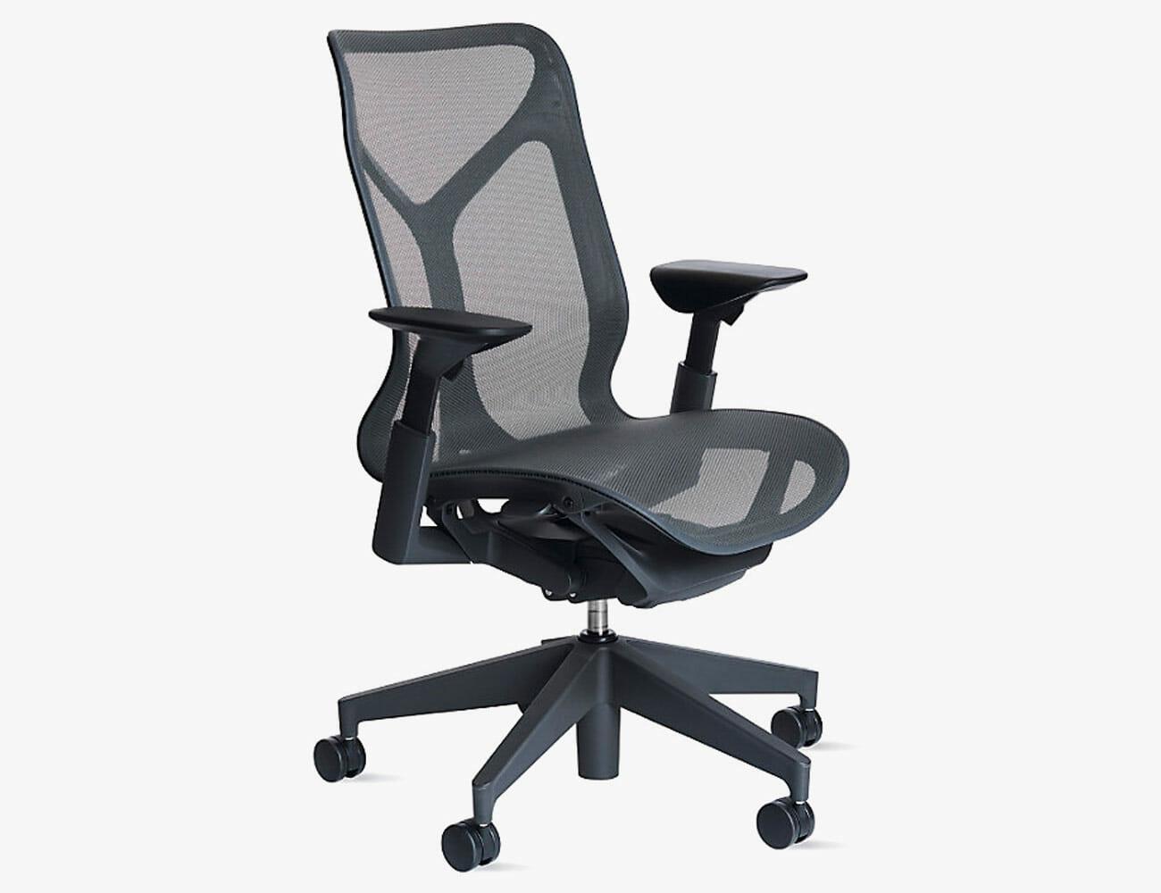 Ergonomic chairs are really comfortable:  BI News