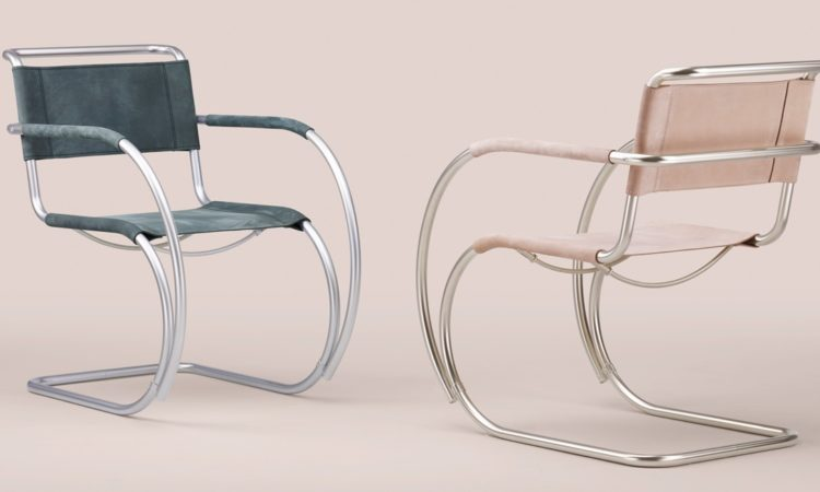 7 chairs that are the face of the Bauhaus furniture movement  BI News